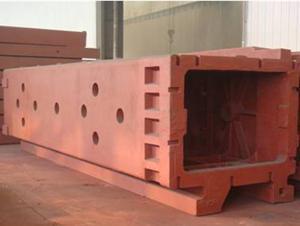 机床立柱铸件